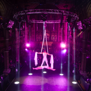 The London Cabaret Show & Dinner Package for 6 people
