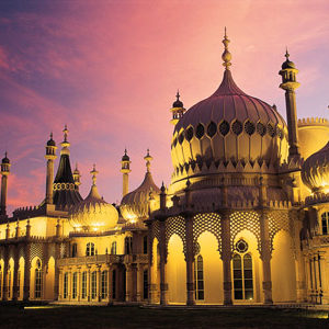 Royal Pavilion Tour in Brighton with Afternoon Tea for Two People
