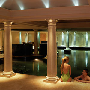 Alexander House Award-Winning 5* Luxury Spa with Overnight Stay for 2 people