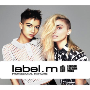 London Fashion Week #1 Professional Award-Winning label.m Haircare and Styling Kit