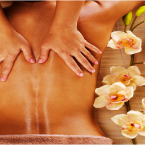 Reviving Aromatherapy Back and Face Massage in Birmingham