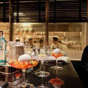 Exclusive Kitchen Table Dining at Gordon Ramsay's Savoy Grill for 4 people