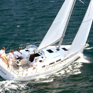 All Inclusive Weekend Break on a 40ft Sailing Yacht for Two People