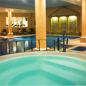Luxury Spa Day with One Treatment and 2-Course Dinner for Two in Birmingham