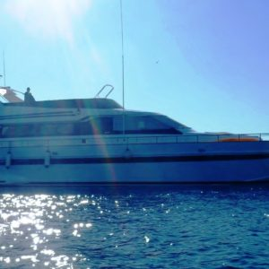 Luxurious Super Yacht 3-Day Star Charter for up to 11 people