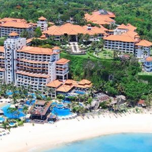 5-Star Bali Break at Hotel Grand Nikko Bali Paradise Resort for 2 people