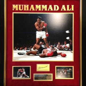 Muhammad Ali (1942-2016) Signed Presentation