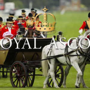 Royal Ascot 2021 Saturday Pavilion Experience for 4 people