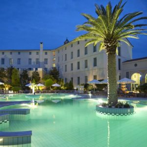 5* Exclusive Spa Break in Award-Winning Thermae Sylla Spa Hotel, Greece for 2 people