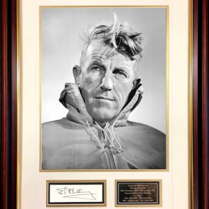 Sir Edmund Hillary (1919-2008) Signed Presentation