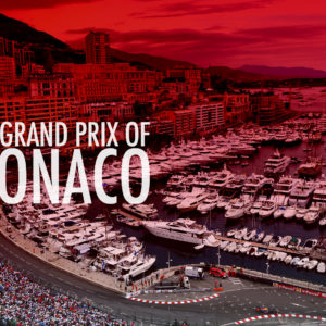 Monaco Grand Prix 2020 Experience for 2 people