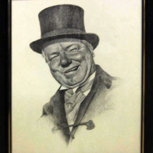 W.C. Fields (1880-1946) Signed Presentation