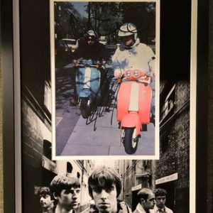 OASIS – Liam & Noel Gallagher Signed Presentation