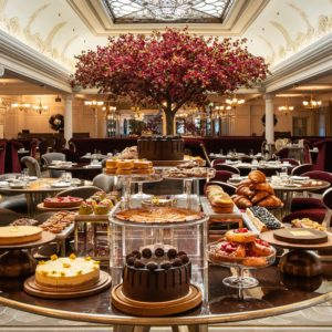 Afternoon Tea at The Harrods Tea Rooms for 2 people