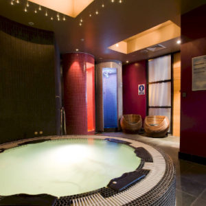 Luxurios Spa Day with Treatment and Sparkling Lunch for Two at Malmaison Birmingham